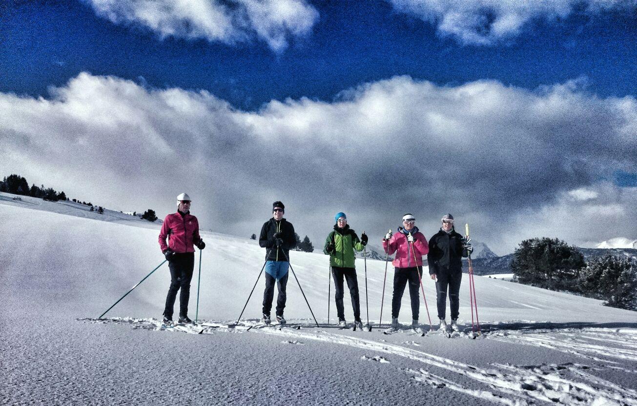 Esportius Material Escòla – Val De Fondo Esquí Tecnics Eteva D'aran RL4Aj3q5