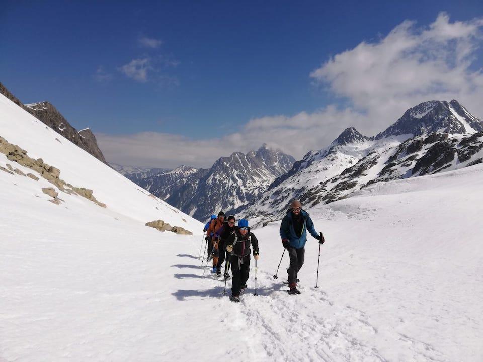 ETEVA alpinismo