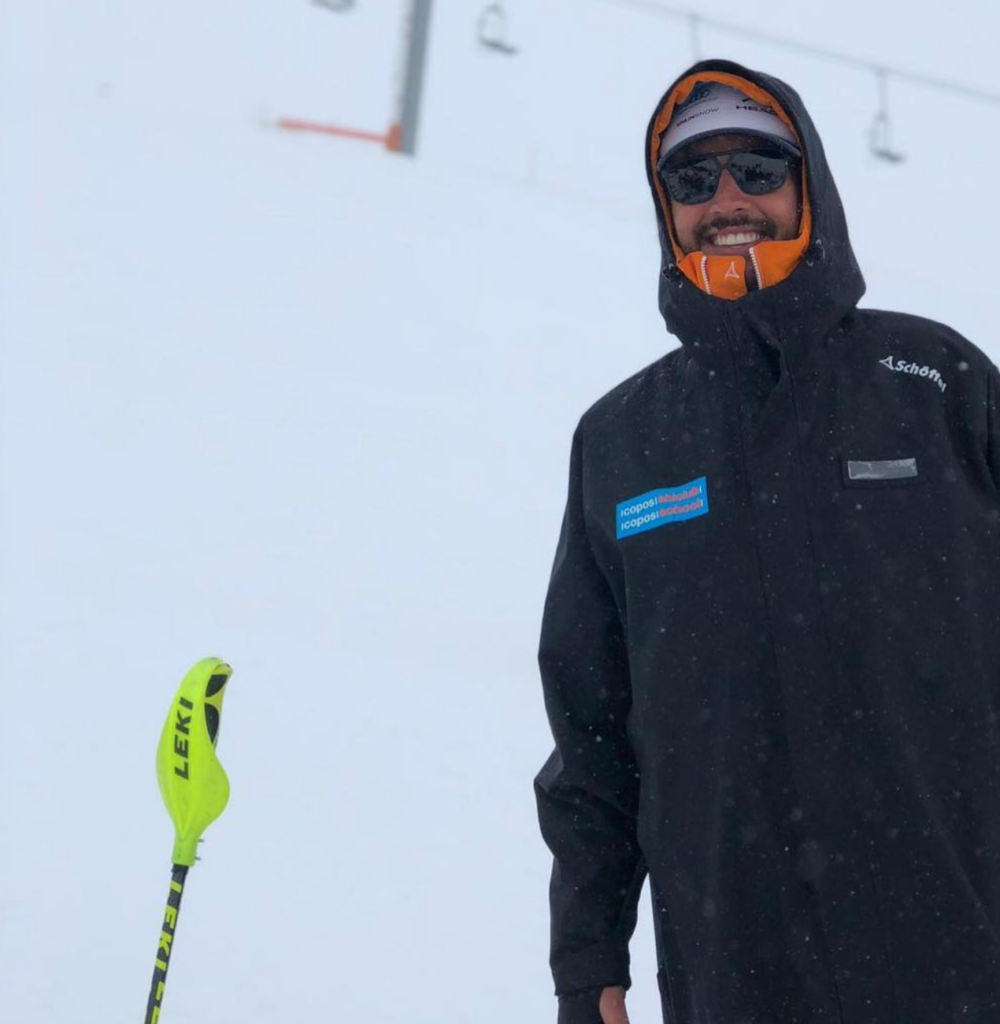 Formación en esquí alpino en Baqueira Beret