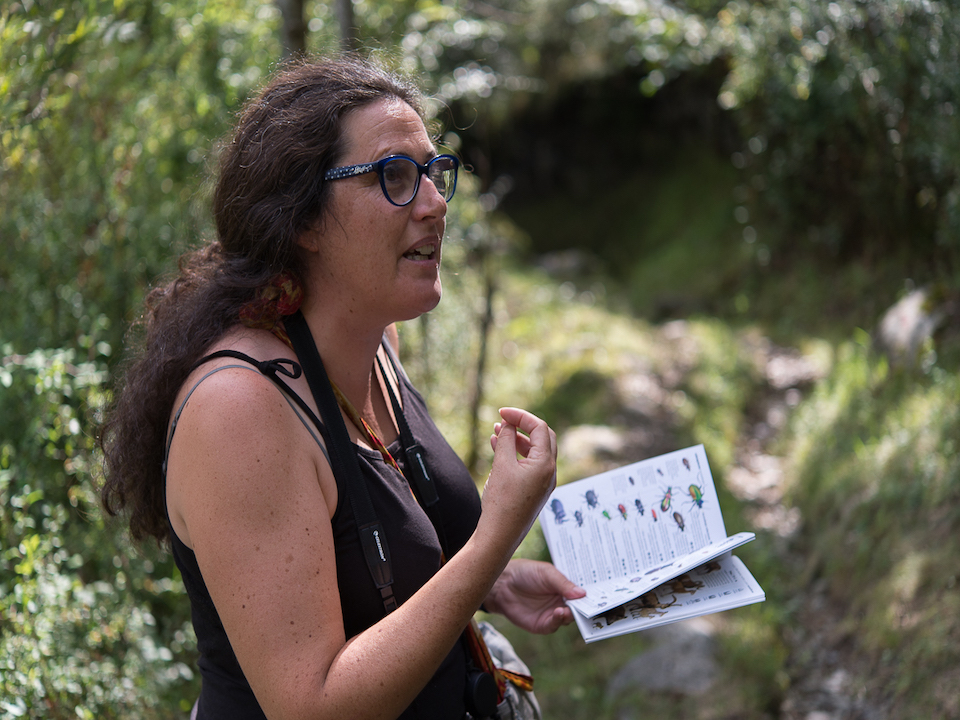 Sara Arjo responsable medio ambiente de ETEVA