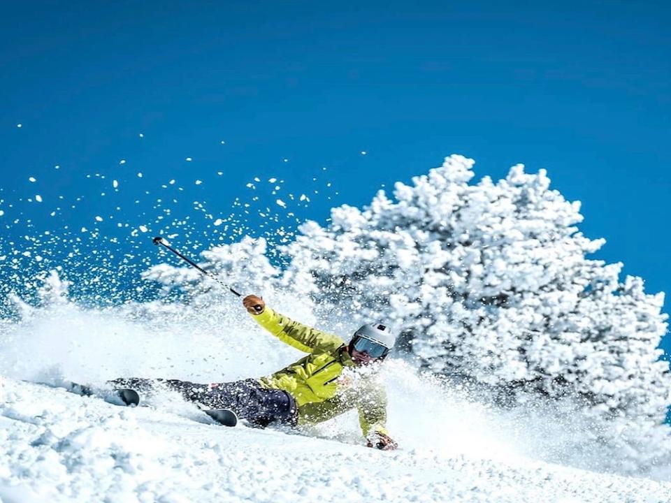 TD3 en deportes de invierno en ETEVA