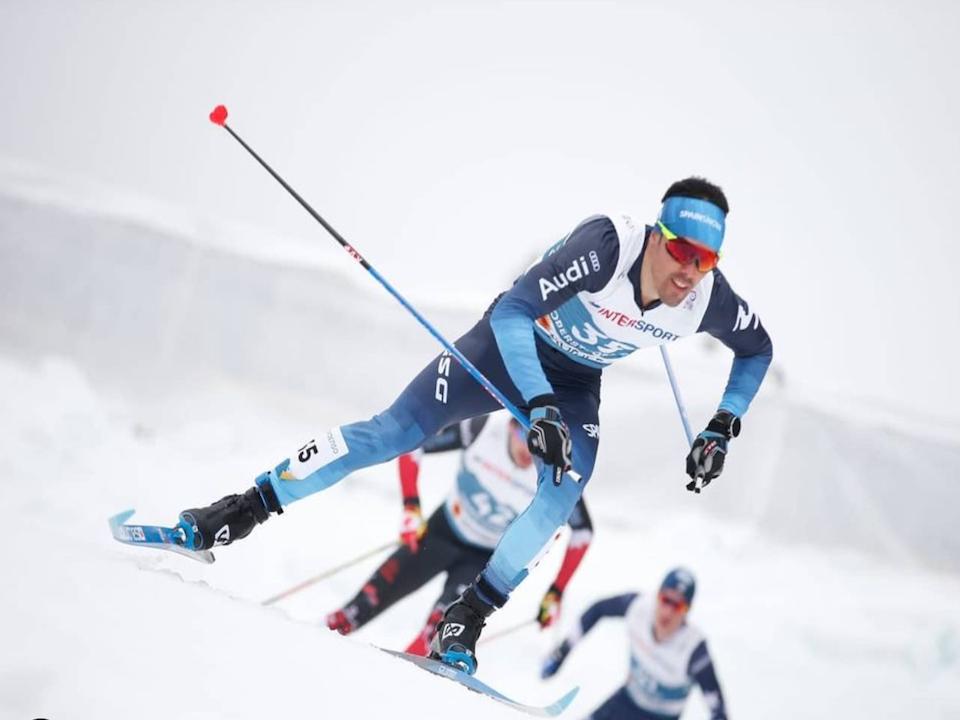 Curso de esqui de fondo en la Val d'Aran con ETEVA