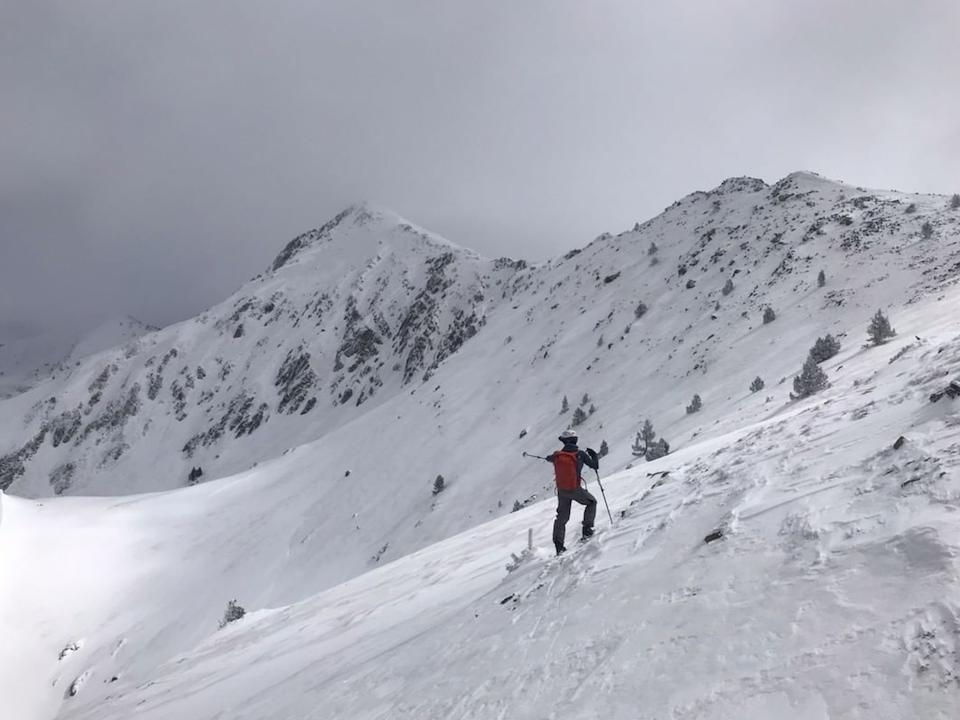 ETEVA esqui de montana Val d'Aran