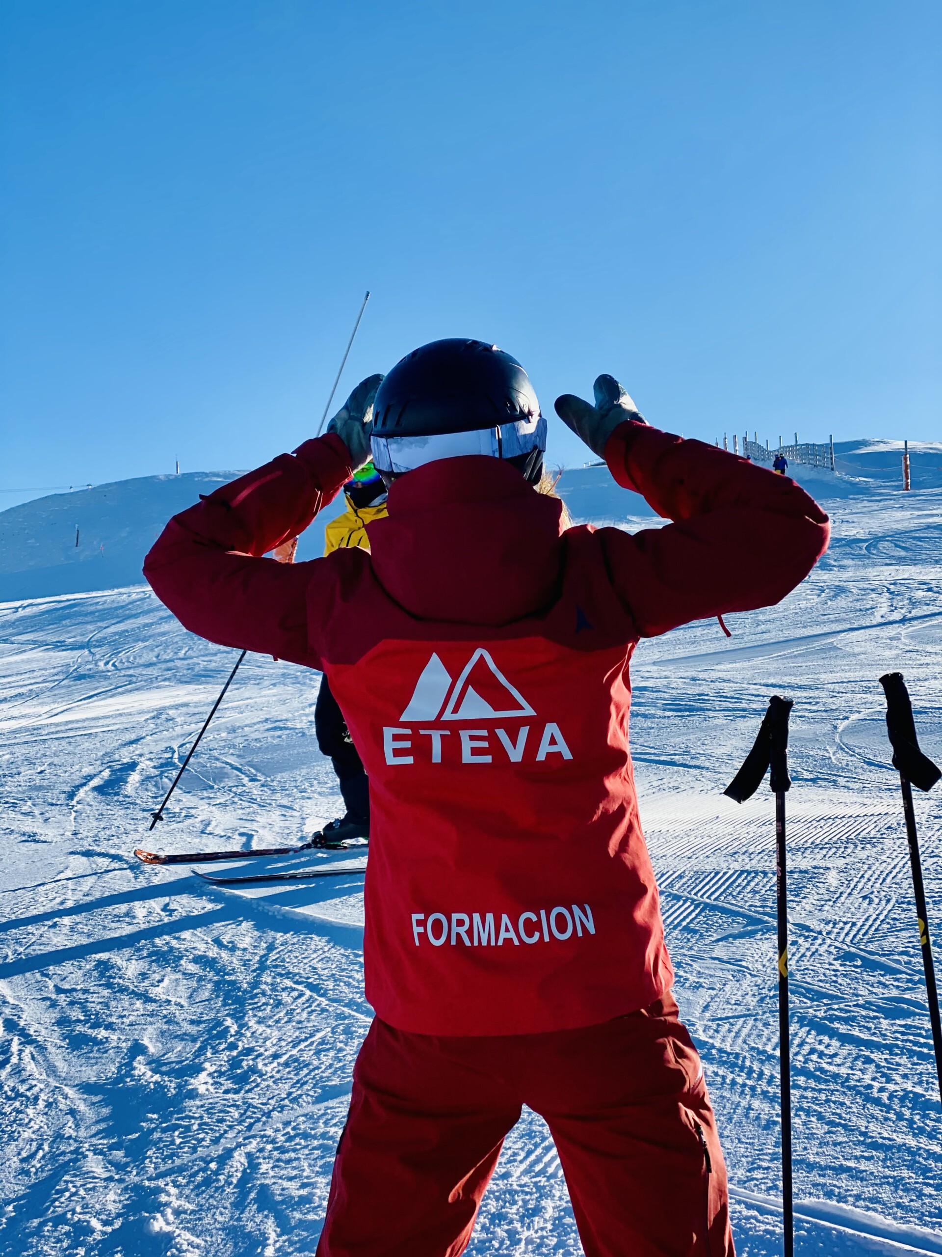cursos esqui alpino baqueira beret